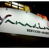 Photo taken at Yanadin Service Apartment by ปุ้มปุ้ย ใ. on 3/24/2012