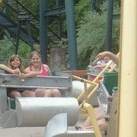 Photo taken at Hometown Fun Machine by Kristi S. on 6/21/2012