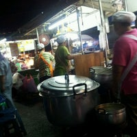 Photo taken at Racha Food Market by Wuttikrai K. on 2/15/2012