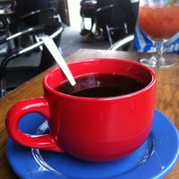 Photo taken at Fratelli Cafe by Alexander P. on 2/11/2012