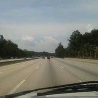 Photo taken at U.S. 50 (John Hanson Highway) by Steve W. on 8/3/2012