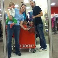 Photo taken at Target by Regine F. on 8/20/2012
