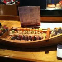 Photo taken at Utage Athens Sushi Bar by Joe D. on 5/29/2012