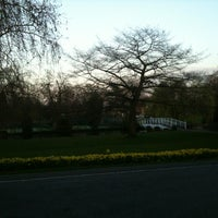 Photo taken at The Hurlingham by Sofia B. on 3/20/2012