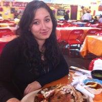 Photo taken at Feria de Leon by Sergio V. on 2/7/2012
