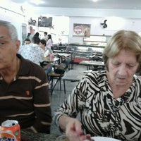 Photo taken at Tenda das Esfihas by Jose Carlos S. on 5/13/2012