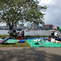 Photo taken at Charles River by Kevin S. on 7/4/2012
