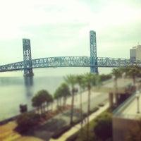 Photo taken at Hyatt Regency Jacksonville Riverfront by devon s. on 2/16/2012