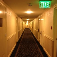 Photo taken at The Menger Hotel by Brady F. on 2/28/2012