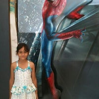 Photo taken at Cinemax by Jigar T. on 5/27/2012