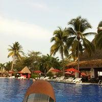 Photo taken at Hotel Royal Decameron Salinitas by Juan Esteban P. on 5/4/2012