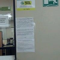 Photo taken at Secretaria de Estado de Fazenda do Distrito Federal (SEFAZ) by Marcelo R. on 4/11/2012