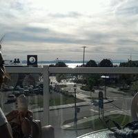Photo taken at Burlington Bay Market & Cafe by Andrew S. on 6/15/2012