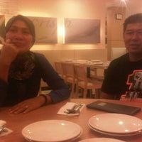 Photo taken at Pizza Hut Nilai by Evadalaina K. on 7/19/2012