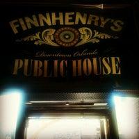Photo taken at Finnhenry's by Daniel on 4/4/2012