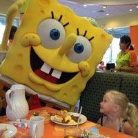 Photo taken at Nickelodeon Suites Resort by Kate M. on 8/14/2012