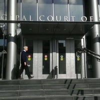 Photo taken at Seattle Municipal Court by J.e. S. on 3/5/2012