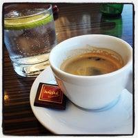 Photo taken at Cafe Najjar by ChefThomas on 7/3/2012
