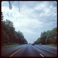 Photo taken at Interstate 95 by Alberto Lempira G. on 8/22/2012