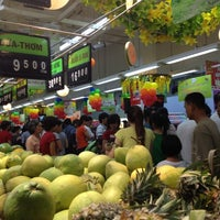 Photo taken at Big C Mien Dong by Chói C. on 3/12/2012