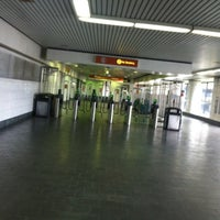 Photo taken at MARTA - Civic Center Station by Dustin S. on 4/5/2012