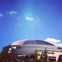 Photo taken at Fukuoka Yahuoku! Dome by uzyyyy on 8/4/2012