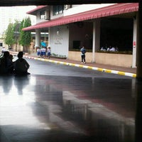 Photo taken at โรงเรียนเซนต์โยเซฟเมืองเอก by Ai arm S. on 3/10/2012