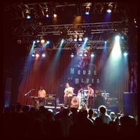Photo taken at House of Blues Anaheim by Tommy P. on 7/12/2012