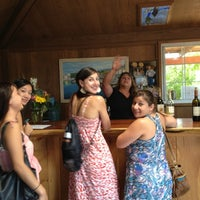 Photo taken at Sunce Winery by Christal C. on 7/14/2012