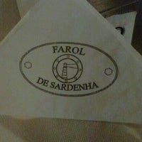Photo taken at Farol de Sardenha by Carlos Eduardo on 6/22/2012