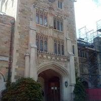 Photo taken at Vassar College by DayTripper D. on 8/29/2012