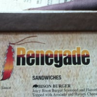 Photo taken at Renegade Barbeque by Joe C. on 2/10/2012