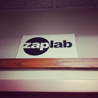 Photo taken at ZAP Lab by Eric R. on 4/3/2012
