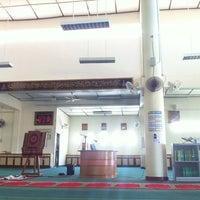 Photo taken at Surau PSMZA by Prince Hafizul on 4/10/2012