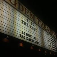 Photo taken at Ogden Theatre by Gavin O. on 5/31/2012