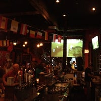 Photo taken at The Londoner Pub by Glen S. on 8/18/2012