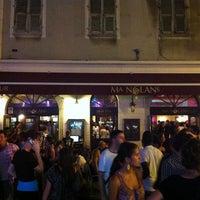 Photo taken at Ma Nolan's Vieux Nice by Douglas O. on 6/24/2012