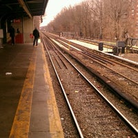 Photo taken at MTA Subway - Baychester Ave (5) by Nigel T. on 3/3/2012
