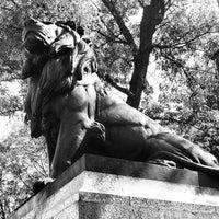 Photo taken at Puerta de los Leones by Javier R. on 9/5/2012