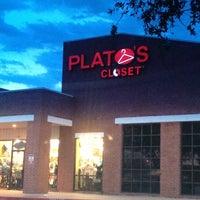 Photo taken at Plato's Closet - Katy by Gladys W. on 3/21/2012