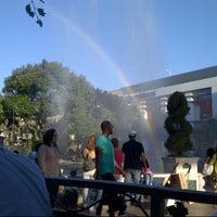 Photo taken at La Piazza by Aziz A. on 7/10/2012