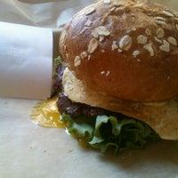 Photo taken at Epic Burger by Alex Z. on 4/2/2012