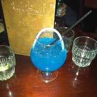 Photo taken at Blue Martini by Ronald M. on 7/29/2012