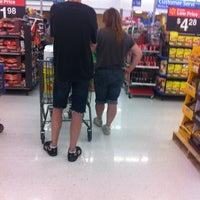 Photo taken at Walmart Supercenter by Stewy ®. 🕟-10 on 9/1/2012