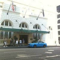 Photo taken at The Benson Hotel by Justin S. on 8/7/2012