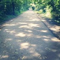 Photo taken at Minuteman Commuter Bikeway by corey b. on 6/27/2012