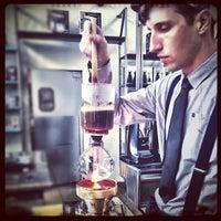 Photo taken at Intelligentsia Coffee & Tea by Atma .. on 5/21/2012