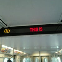 Photo taken at MTA Subway - N Train by Daniel S. on 5/26/2012