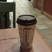 Photo taken at Caribou Coffee by Lisa B. on 4/6/2012