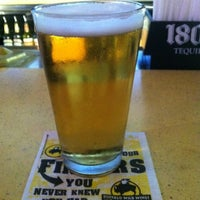 Photo taken at Buffalo Wild Wings by Brittany S. on 3/11/2012